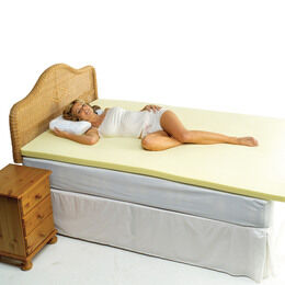 CosyCo Luxury Memory Foam Topper