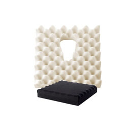 Prostate Ripple Foam Cushion