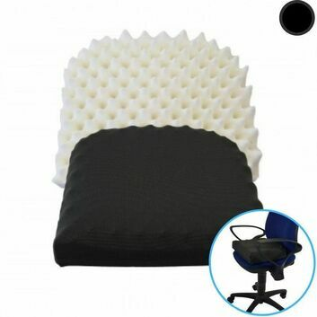 Office Chair Pressure Relief Ripple Foam Cushion