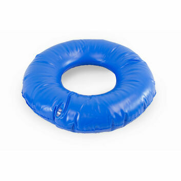 Inflatable Ring Cushion With Cover