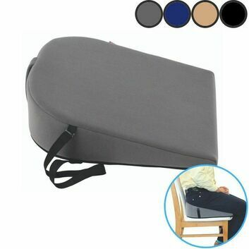 Posture Foam Seat Wedge for Back Pain
