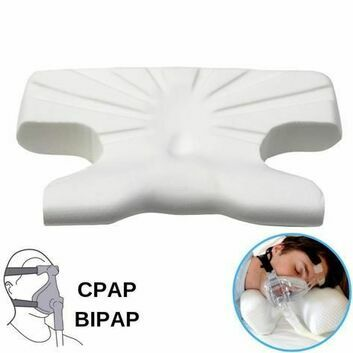 Contour Memory Foam CPAP Pillow for Sleep Apnea