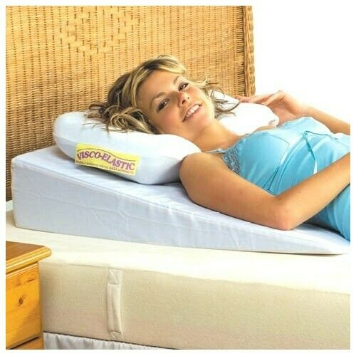 Acid Reflux Wedge Pillow Made With