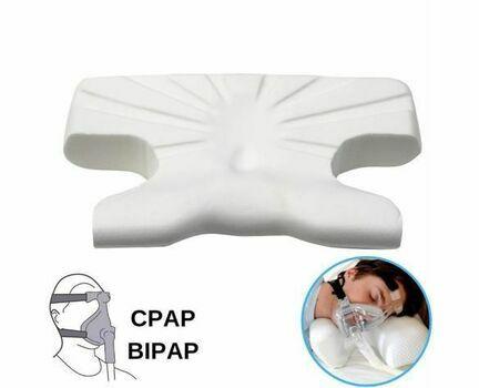 Contour Memory Foam CPAP Pillow for Sleep Apnea