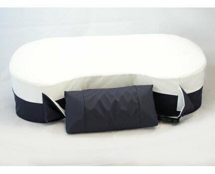 Memory Foam Double-Sided Baby Feeding Cushion