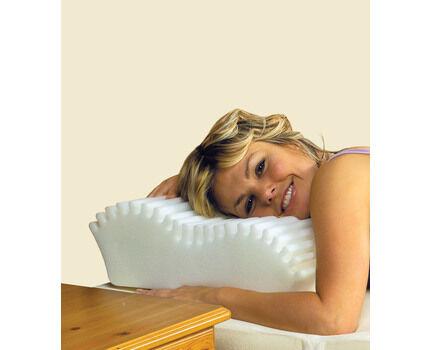 Wave Memory Foam Pillow